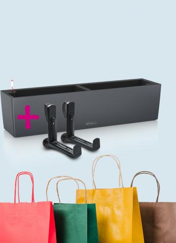 Angebot Lechuza Stores Balconera Set 032019
