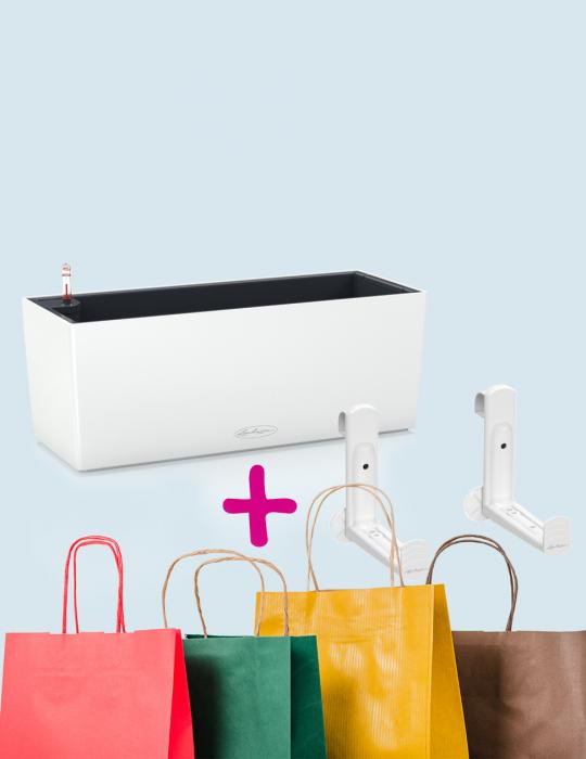 Angebot Lechuza Stores Balconera 50 Set 052019